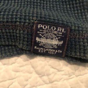 Polo by Ralph Lauren Shirts - Ralph Lauren Polo Long Sleeve Undershirt
